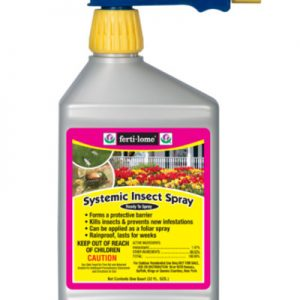Fertilome Systemic Insect Spray