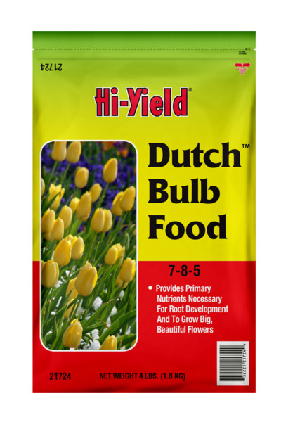 Hi Yield Dutch Bulb Food