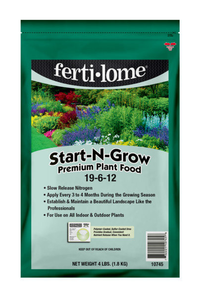 Fertilome Start-N-Grow Premium Plant Food